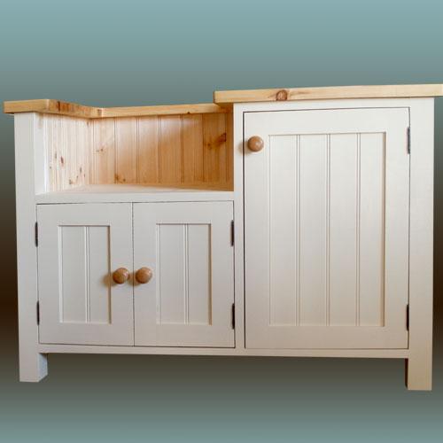 Kitchen furniture by Black Barn Crafts, Kings Lynn, Norfolk