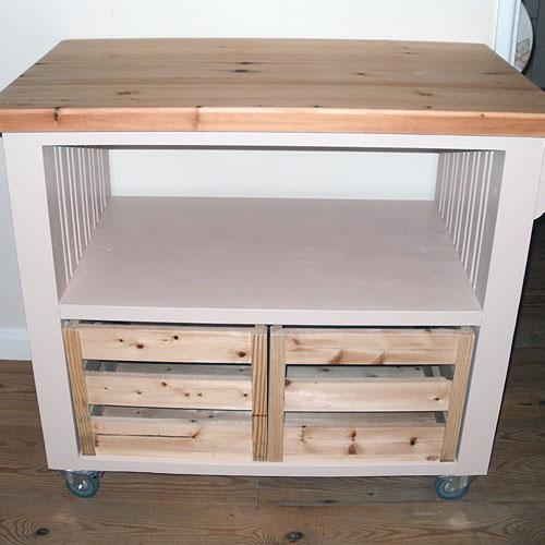 Free Standing Kitchen Cupboards And Breakfast Bars
