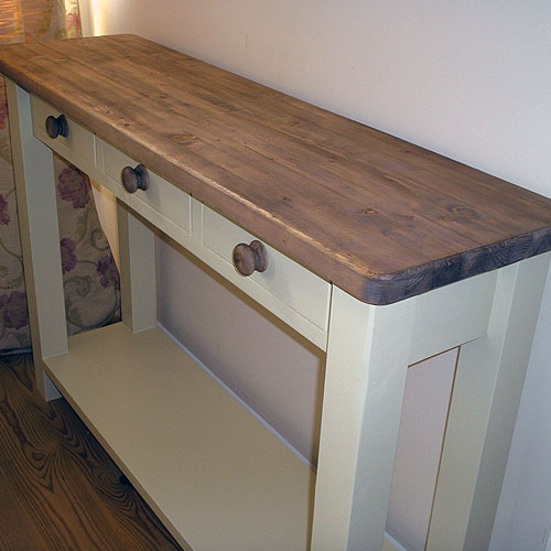 Kitchen Console Tables Nicholas Industrial Loft