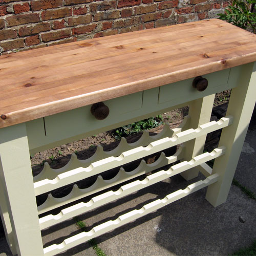 Kitchen furniture by Black Barn Crafts, Kings Lynn, Norfolk