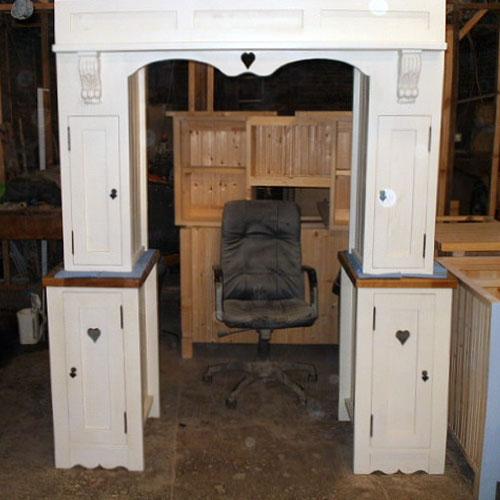 Kitchen furniture by black barn crafts kings lynn norfolk for Furniture kings lynn